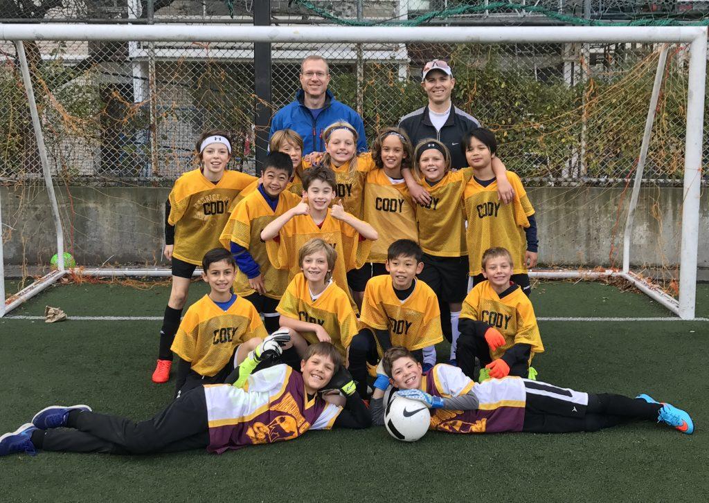 Boys Gr 4 5 Soccer