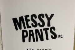 Messy Pants